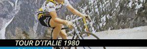 Tour d'Italie 1980